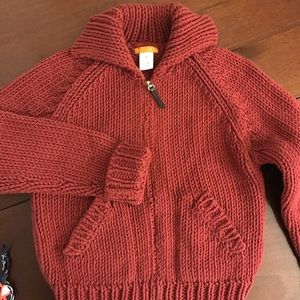 J. Crew Chunky Sweater in Size XS